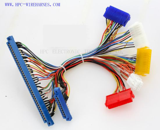 china wire harness for gaming machine - china wire harness of ...  hpc electronic technology co., ltd.