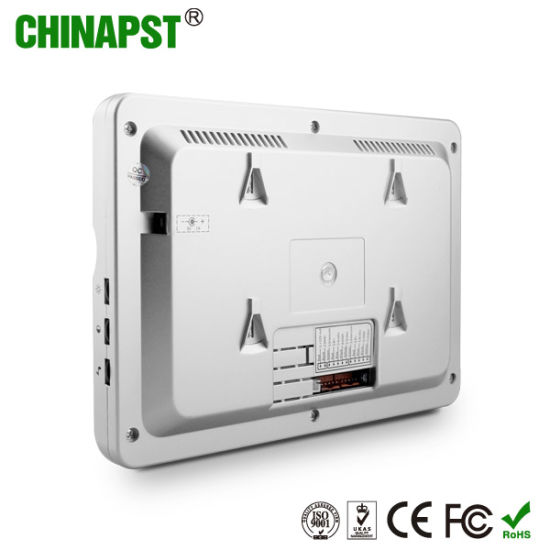 China Apartment 7 Inch Screen Video Intercom Door Entry System Pst