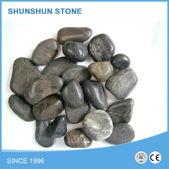 Sale Natural Stone Cobbles and Pebbles pictures & photos