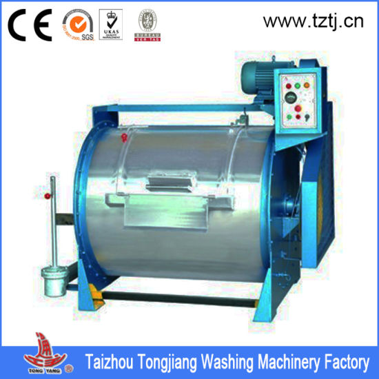 Common Clothes/Garment/T-Shirt/Semi Sample Automatic Washing Machine for Industry (GX-15/400)