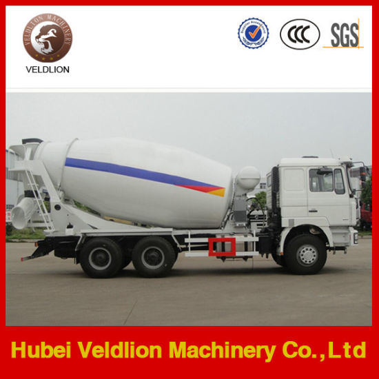 Weichai Engine 8-10 Cubic Meter Concrete Truck pictures & photos
