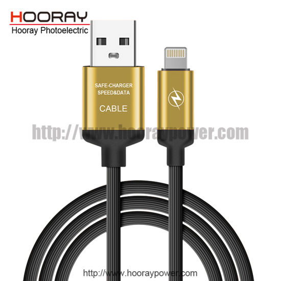 Durable Soft Elastic USB Cable Apple Lightning Fast Charging Data USB Cable for iPhone 6 7 7s Elasticity TPE Cellphone Data Line
