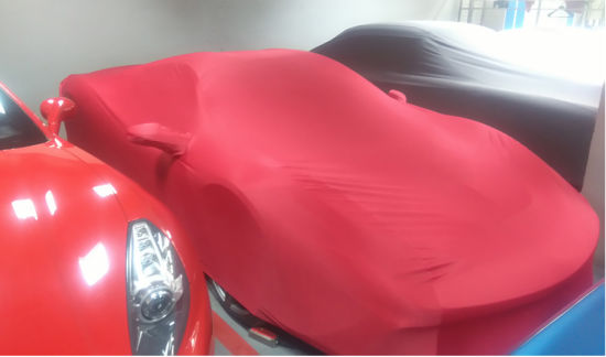 Customizing Dust-Proof Indoor Auto Cover with Stretch