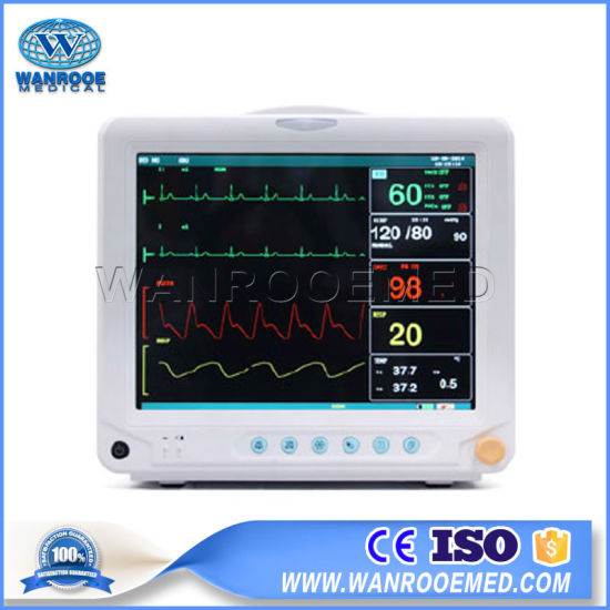 F5 A3 Medical ICU Room Multi-Parameter Portable Handheld Patient Monitor
