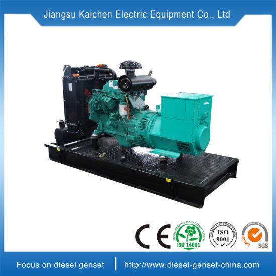 Rv Diesel Generator >> Ac Single Phase Output Type Diesel Generator Set Quiet And