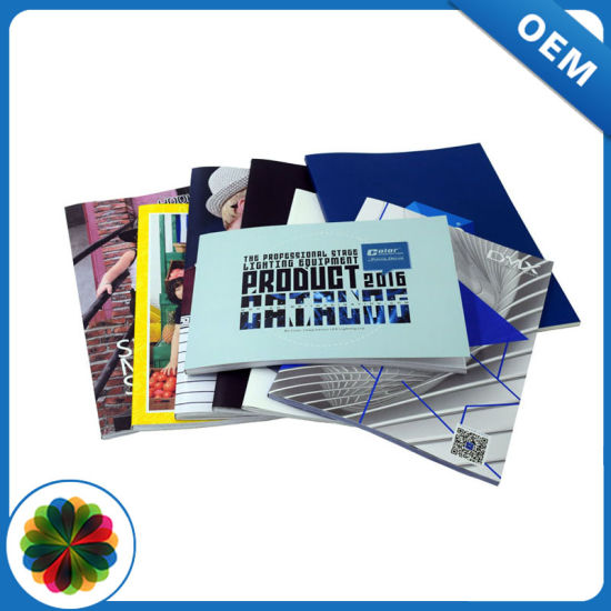 China Oversea High Quality Full Color Cheap Book Printing - China ...