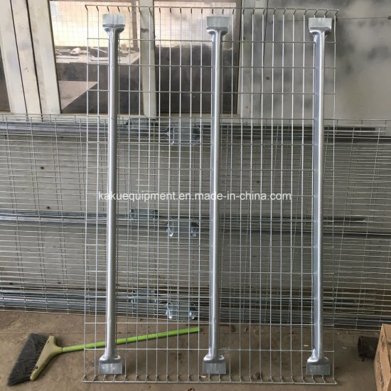 Heavy Duty Wire Mesh Deck for Storage Rack pictures & photos