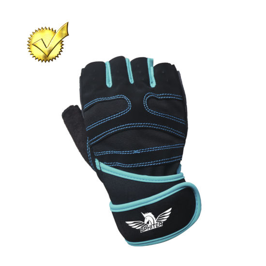 Half Finger Men's Fitness Non-Slip Riding Bike Athletic Outdoor Other Sports Gloves