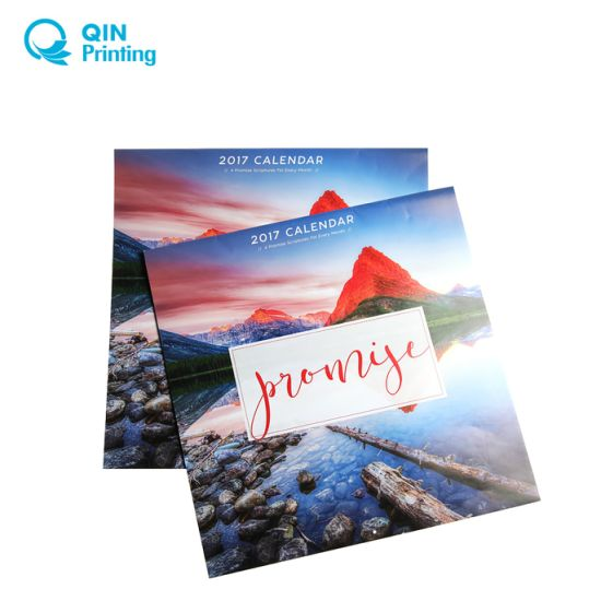 Promotion Low Price 2018 Wall Calendar Printing pictures & photos
