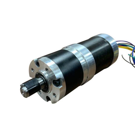 Brushless DC Planetary Gear Motor 60jxe450K. 63rbl Series