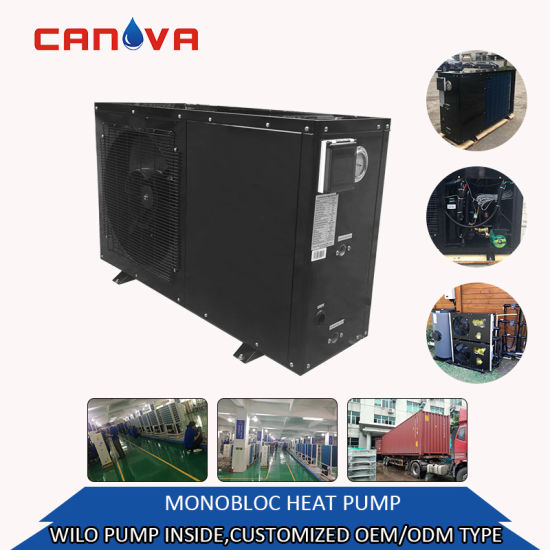 Top One for Heating and Cooling Domestic Air Source Heat Pump with High Quality for OEM Service