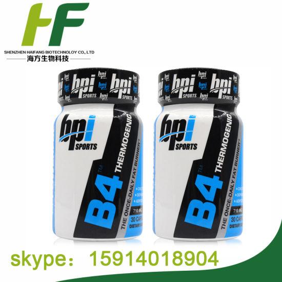 bpi b4 once a day fat burner