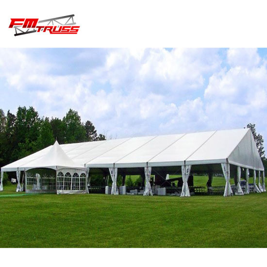 20m Clear Span Large Wedding Marquee Tent Party Marquees for Sale pictures & photos
