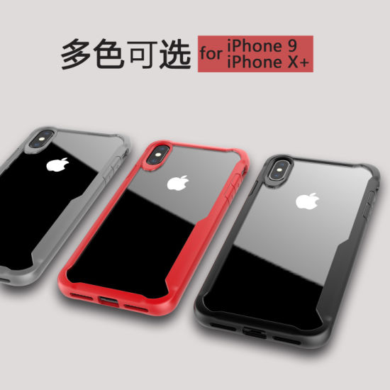 online store 96f6a f968c China Luxury TPU Cell Phone Case Covers for Apple iPhone X Phone ...