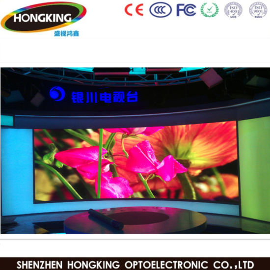 High Resolution Hot Sale P4 SMD Full Color LED Display LED Video Wall