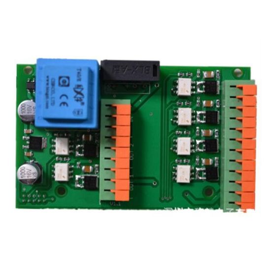 China OEM Electronics PCB Manufacturer, SMT SMD PCB Assembly with