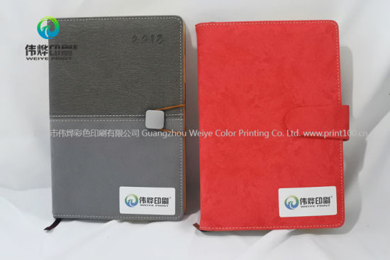 China Custom Coloring Book Printing/Leather Notebook Printing ...