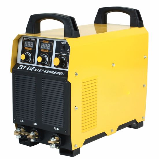 380V/600A, DC Inverter Technology, IGBT Module, MMA/Arc Welding Machine Welder with Double Station/Arc630I