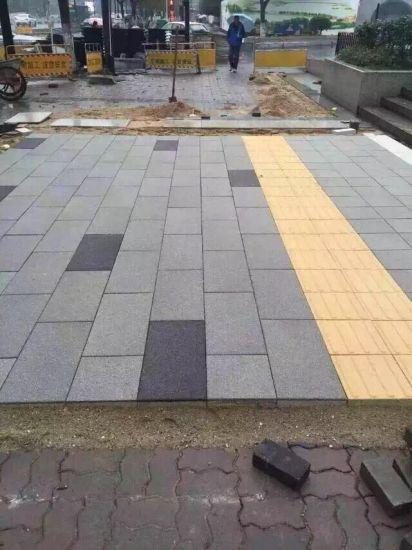 Black Non-Slip Concrete Paving for Road Construction Supplier