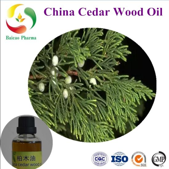 Daily Use Manufacturer CAS No. 8000-27-9 Cedarwood Oil Cedrus Oil Fragrance Oil Food Flavour Base Oil Essential Oil