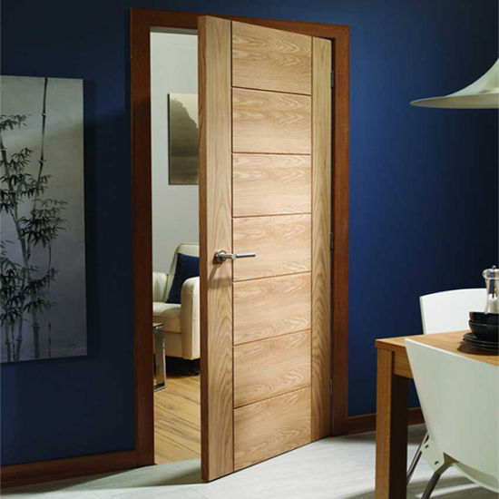 Interior Bedroom Entry Modern Teak Wood Main Door Latest ...