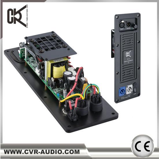 China 1000watt+ 400watt 2-Channel Power Amplifier Moudel