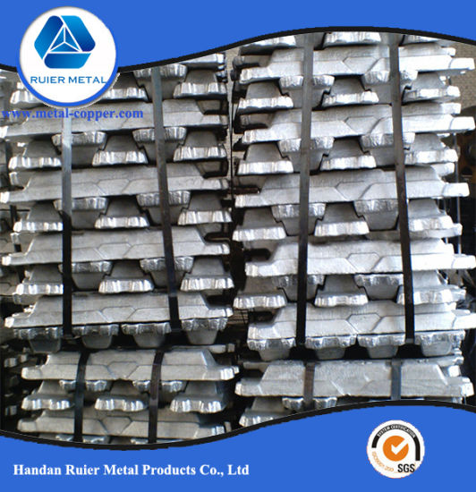 High Quality 99.8% Aluminum Ingots Lower Than Lme pictures & photos