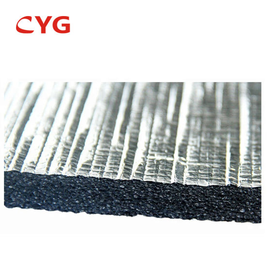 China Selfadhesive Thermal Acoustic XPE Foam Insulation