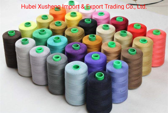 Sewing Thread in 100% Spun Polyester
