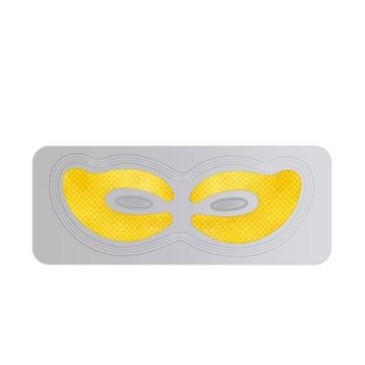24 Karat Gold Roe Collagen Eye Mask Soothes Wrinkles