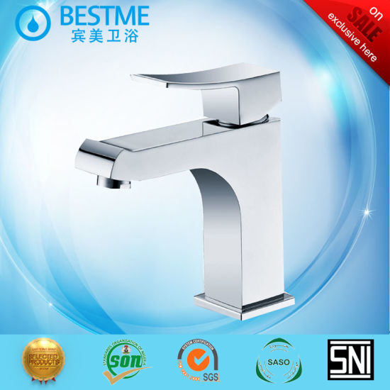 Chrome Basin Mixer Tap Bathroom Sink Bowl (BM-B10060) pictures & photos