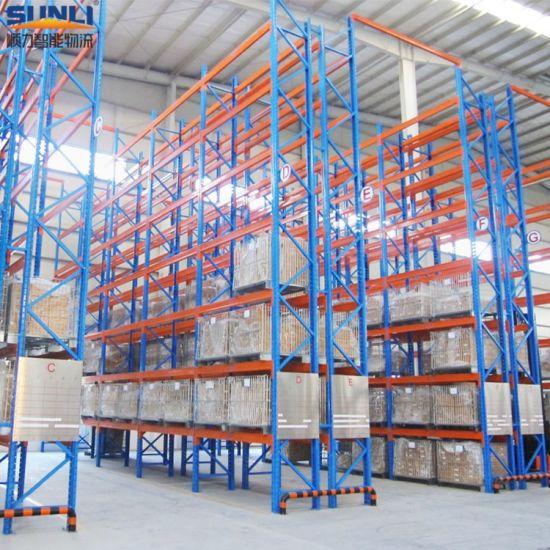 Heavy Duty Shelves Selective Pallet Rack for Warehouse Storage 1000-4000 Kg