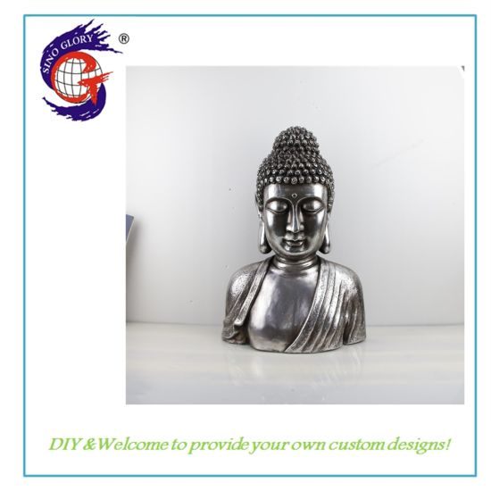 Chinese Buddha Sculpture Home Size Decoration Gift