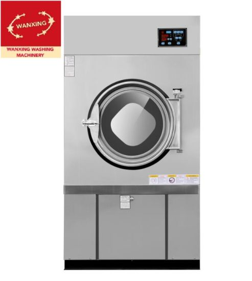 Stainless Steel Fully Automatic Industrial Laundry Dryer/Laundry Equipment /Laundry Washing Machine (HG)