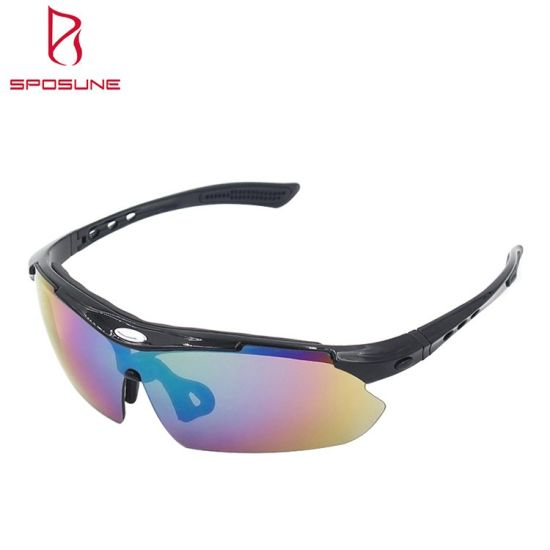 Factory Wholesale Cheap UV400 Outdoor Sports Cat. 3 Polarized Sunglasses