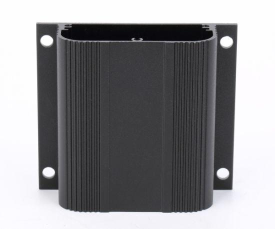 Electronic Shell Prototype Extruded Aluminum PCB Enclosure