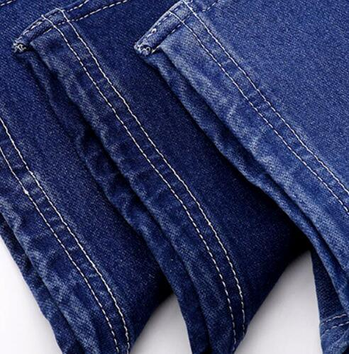 Hot Sale 100 Cotton Yarn Dyed Woven Denim Fabrics for Jeans