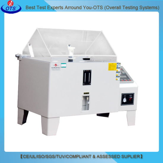 ASTM Nozzle Composite Salt Spray Test Chamber for Acss Nss Testing