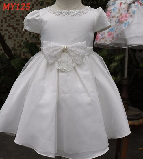 1943357d936d8 Hot Sale Low Price Simple Dress for Kids Net and Lace Fashion Decorated Baby  Girl Wedding Party Dresses for 4-10 Years
