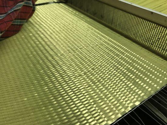 3000 Denier 280g 415g Unidirectional Kevlar Fabric, Ud Aramid Fabric