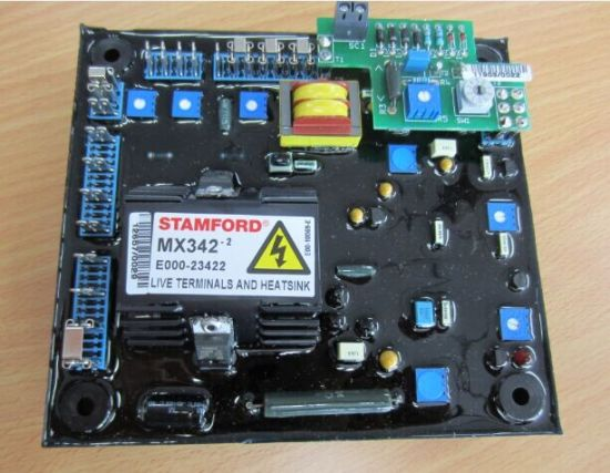 Automatic Voltage Regulator Mx341 for Stamford pictures & photos