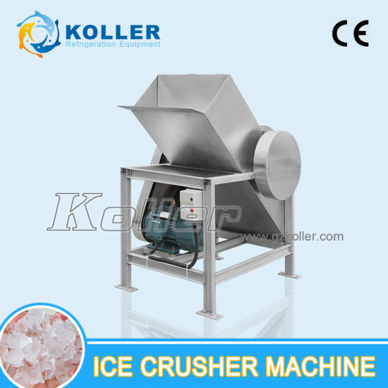CE Approved Ice Crusher for Big Ice Block