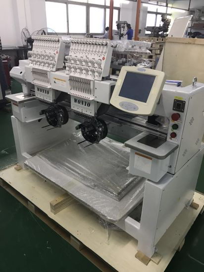 2 Head Barudan Embroidery Machine Prices pictures & photos