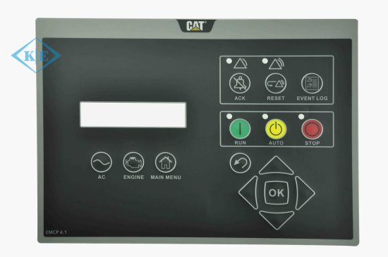 Kingbright LED Rim Embossed Control Panel Membrane Switch for Caterpillar pictures & photos