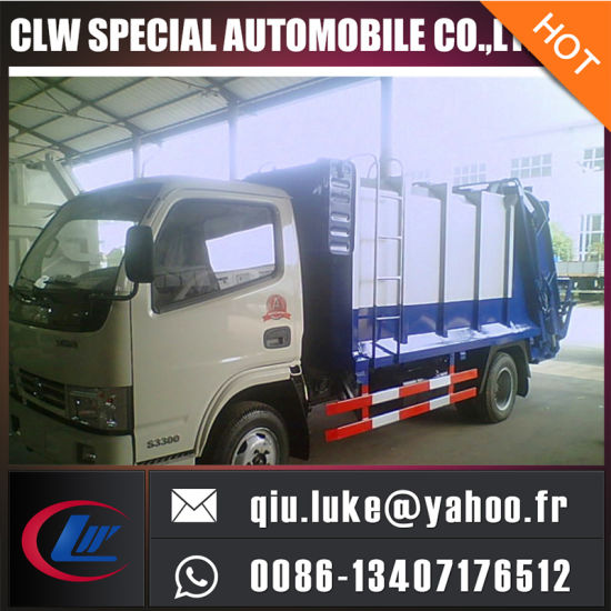 Best Selling Waste Compactor Trucks pictures & photos