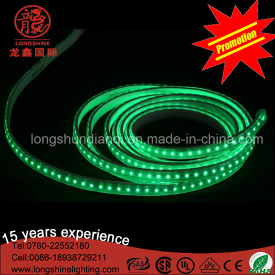 High Lumen 60LEDs Warm White LED SMD2835 Strip Lights for Indoor and Outdoor Decoration pictures & photos