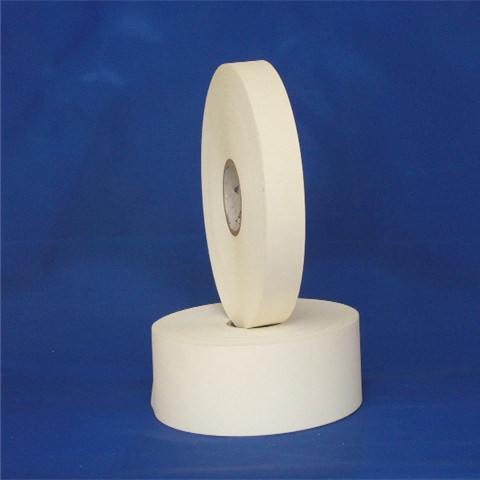 Economical Single Side Slitting Edge Polyester Satin Label for Garment Instruction Care Label