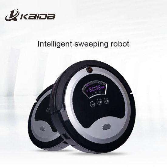 Automatic Intelligent Robot Vacuum Cleaner