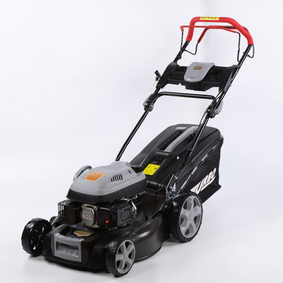 New Design Self Propelled Gasoline Lawn Mower with Chinese Engine