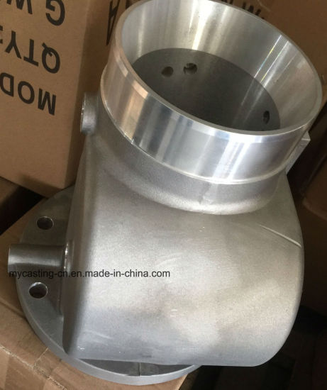 Gravity Die Casting Aluminium Part pictures & photos